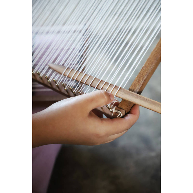 Numero74 | weaving kit | loom work