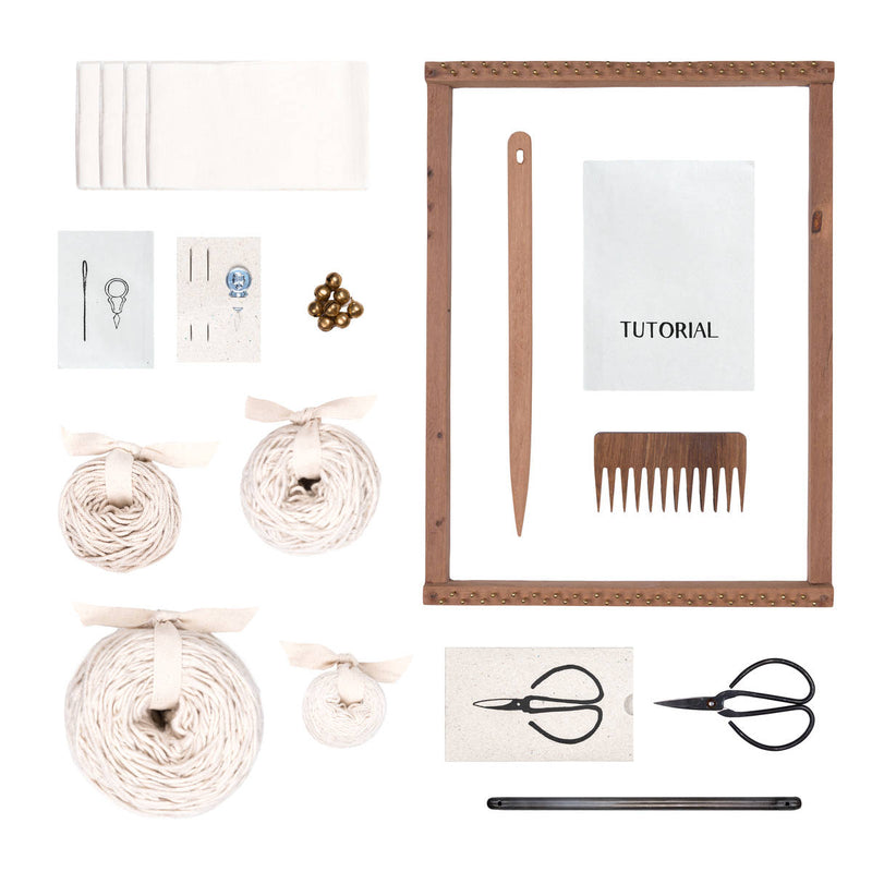 Numero74 | weaving kit | joy