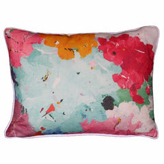 """painterly four"" cushion - cushion - mondocherry - home : style : design"