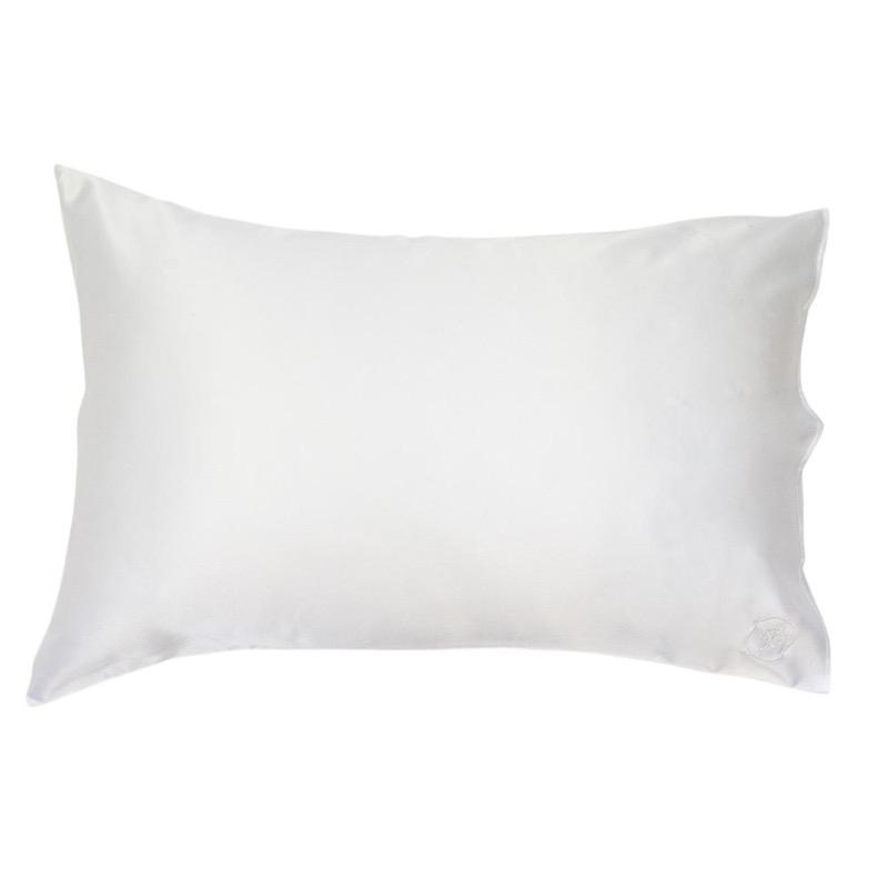 The Goodnight Co mulberry silk pillowcase - natural