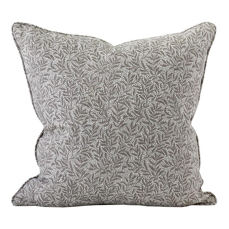 Walter G | granada cushion | mud