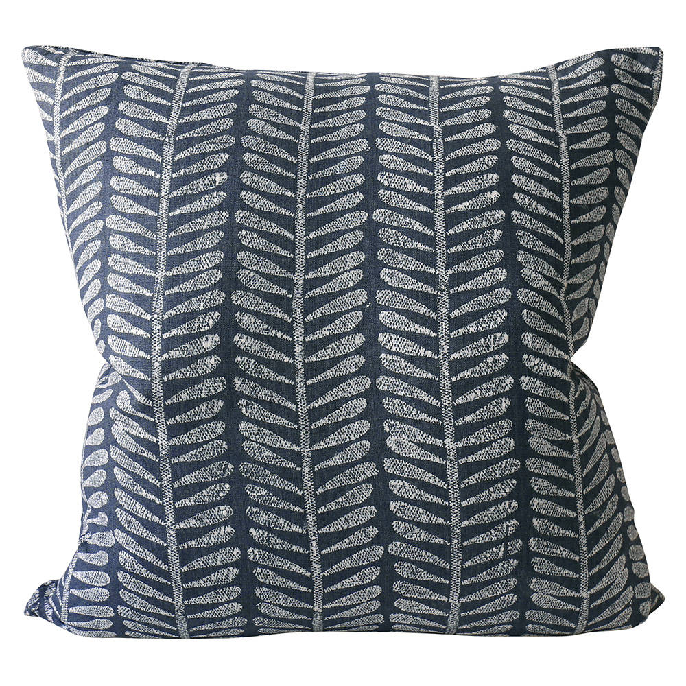 Walter G | linen cushion | kulu | harbour