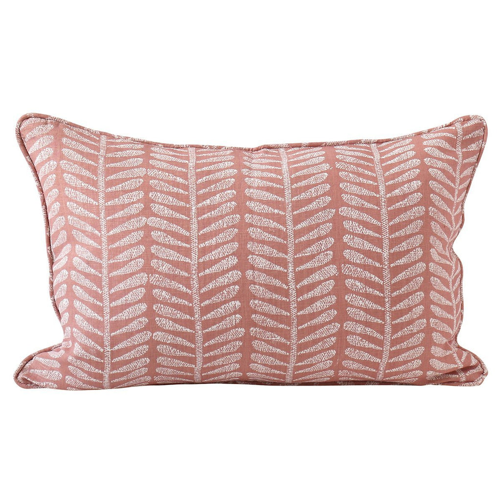Walter G | kulu linen cushion | shell