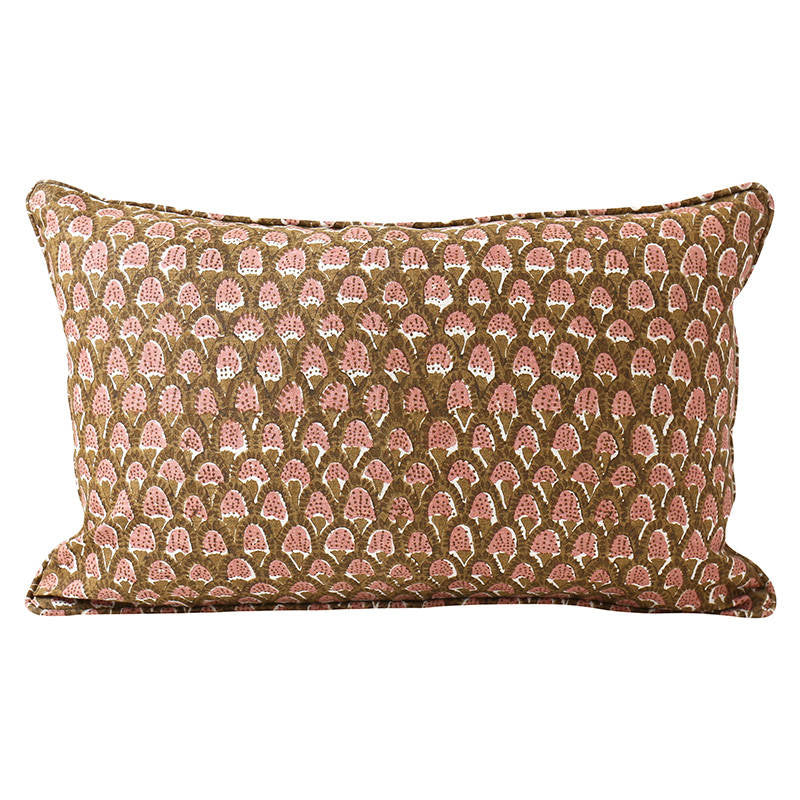 Walter G | linen cushion | scopello | musk