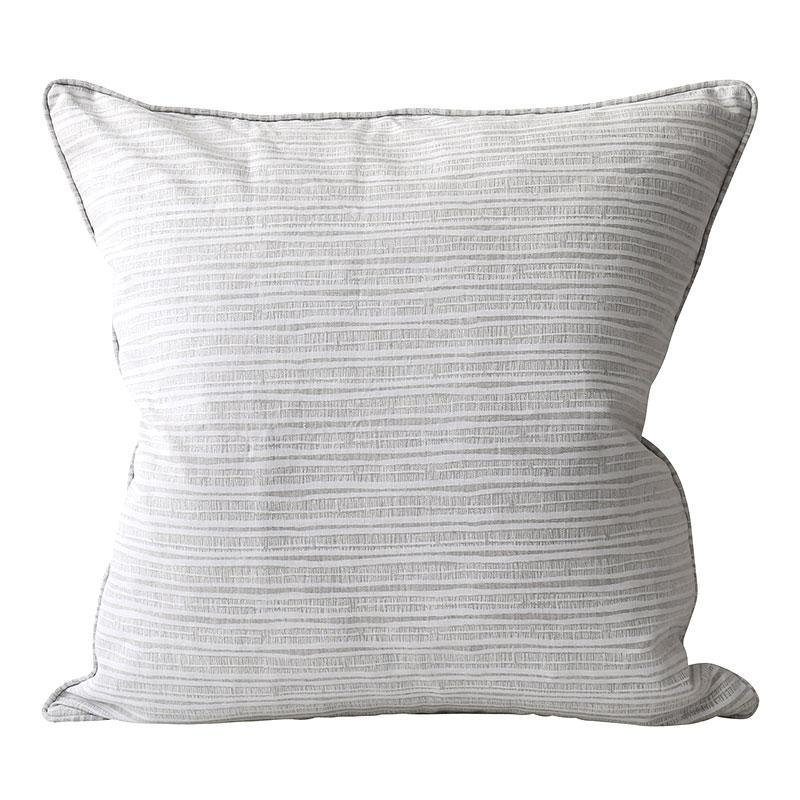 Walter G | pilu cushion | chalk