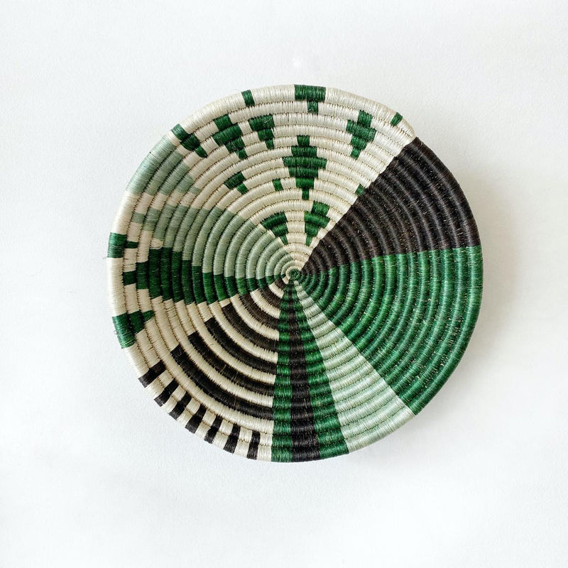 """Kwizera"" woven bowl #2 