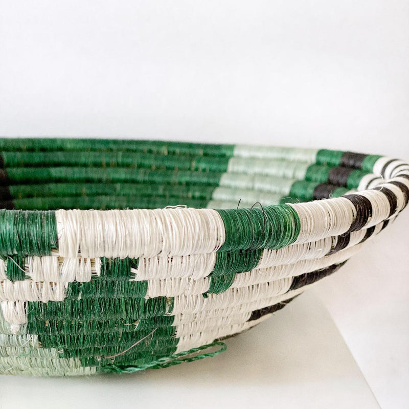 "African woven bowl ""Biko"" 