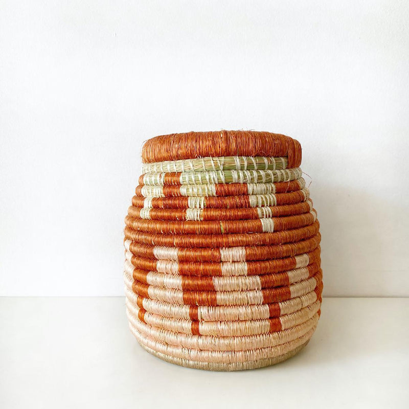 Souk and Co | Fez vintage berber basket