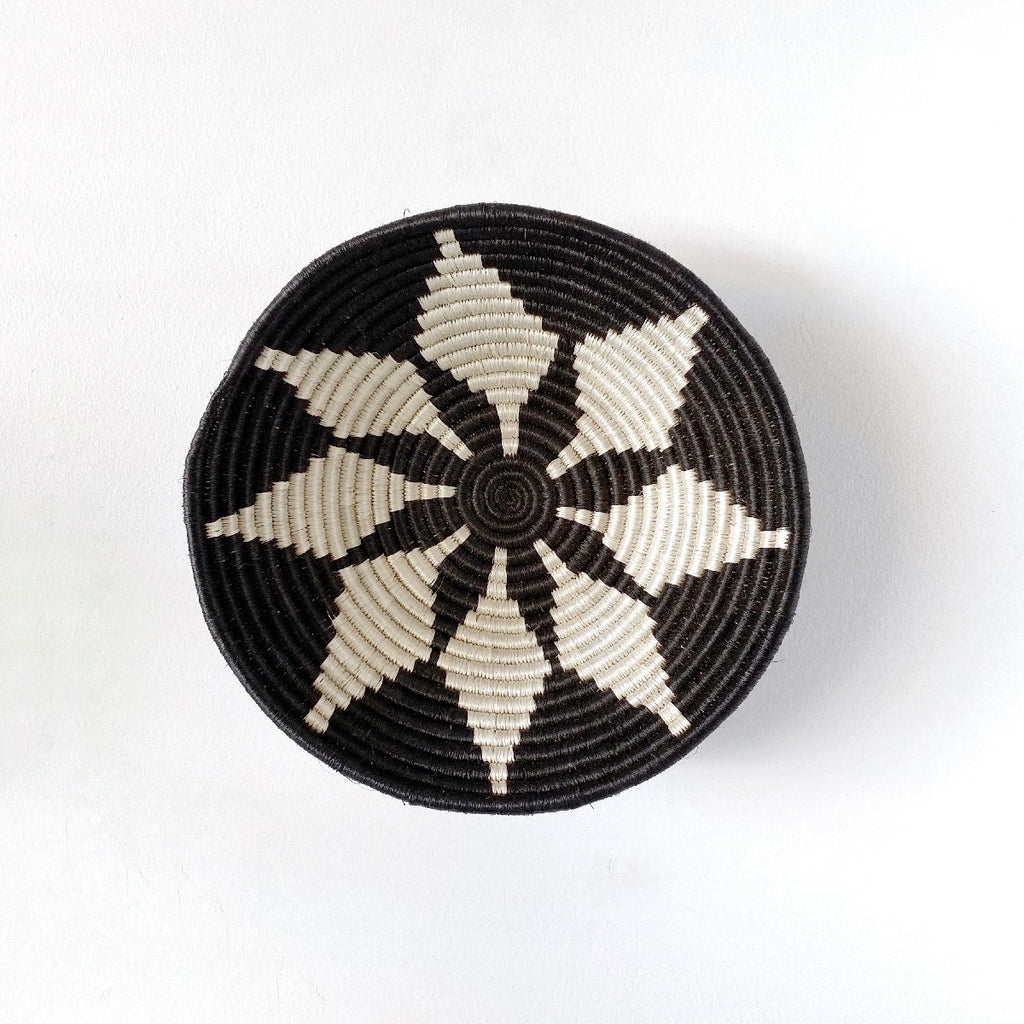 """Hope"" African woven bowl 