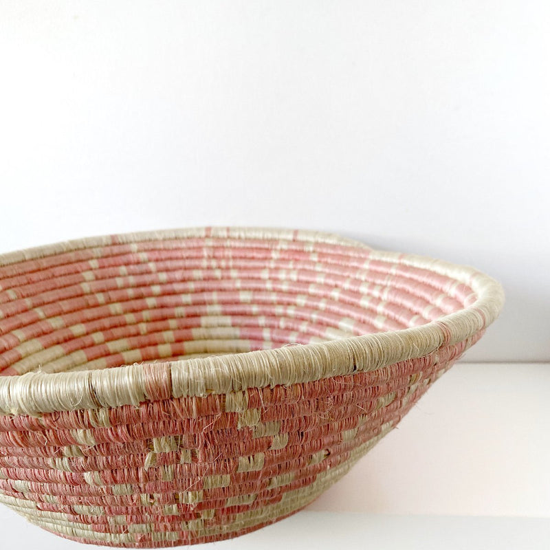 """Intore"" African woven bowl 
