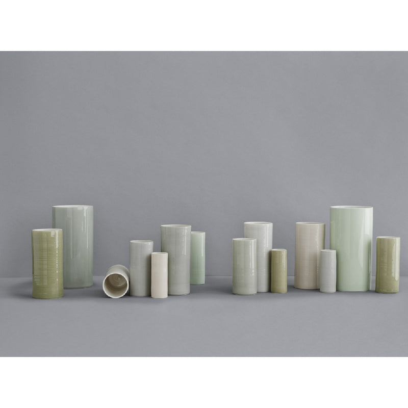 "Anne Black | ""bloom"" porcelain vase - collection"