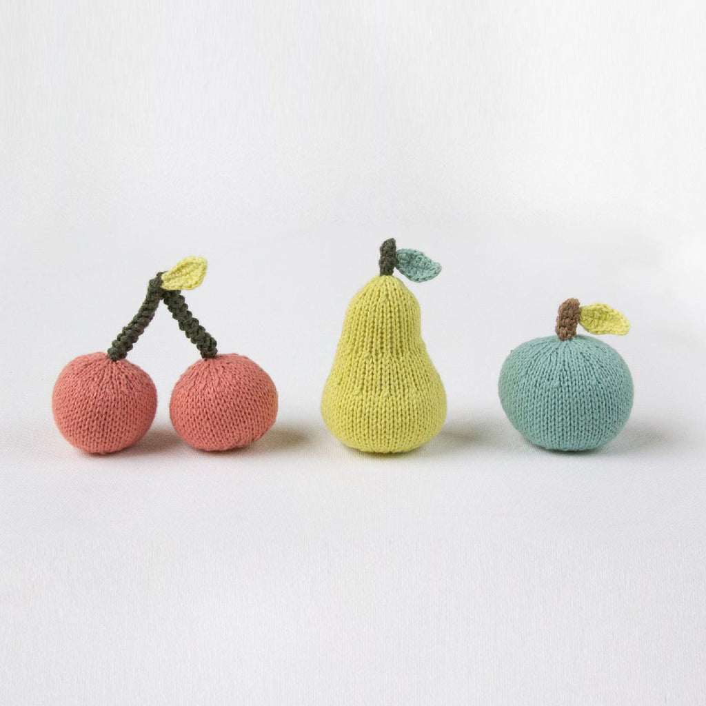 blabla | cotton fruit rattles