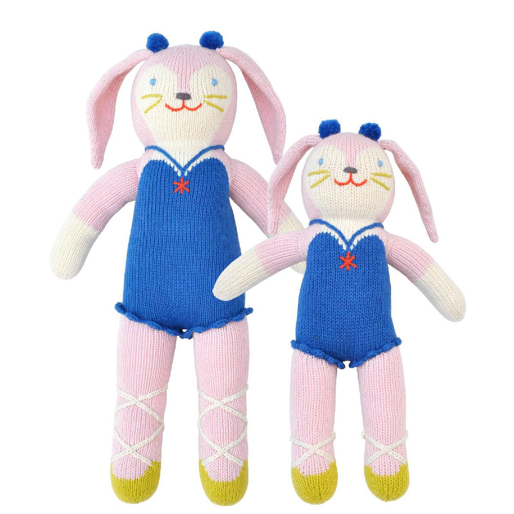 "Blabla | ""Mirabelle"" kids cotton doll"