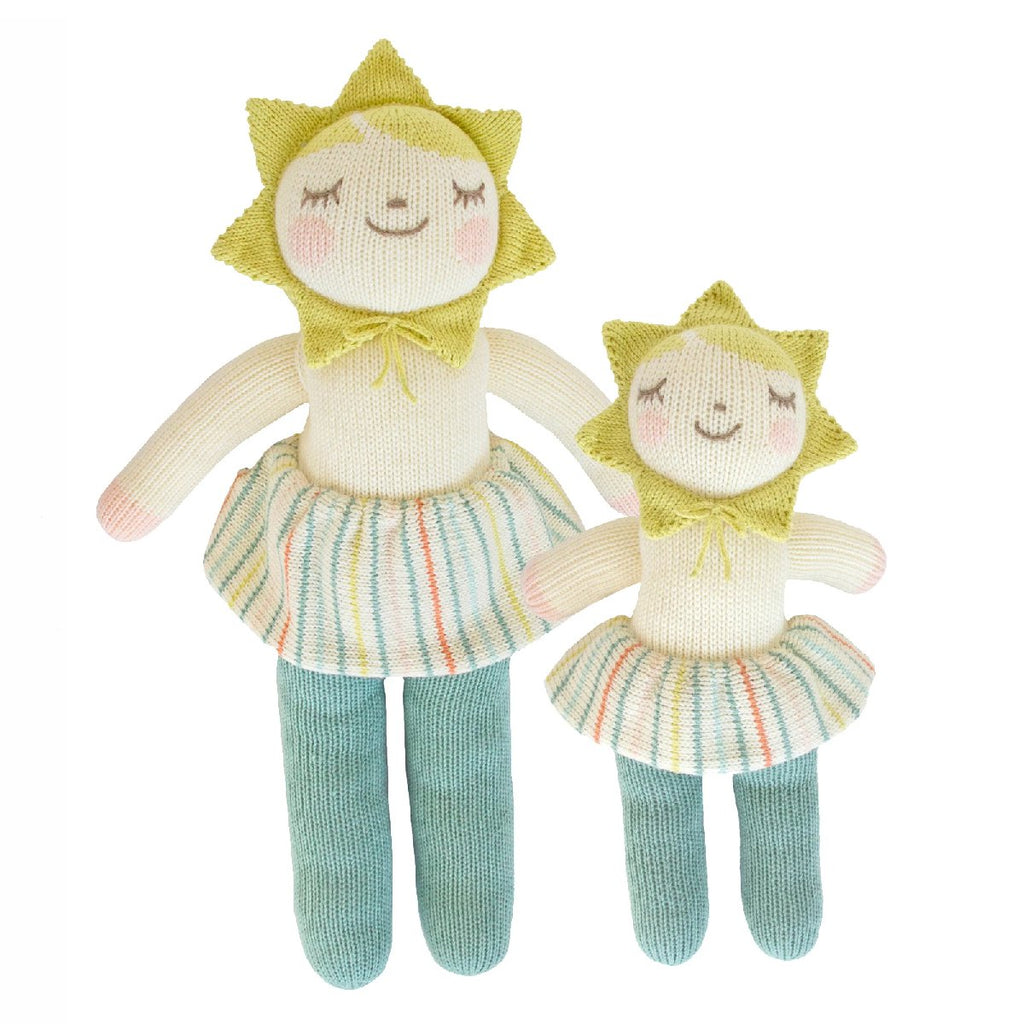 "Blabla | ""Nova the Star"" kids cotton doll"