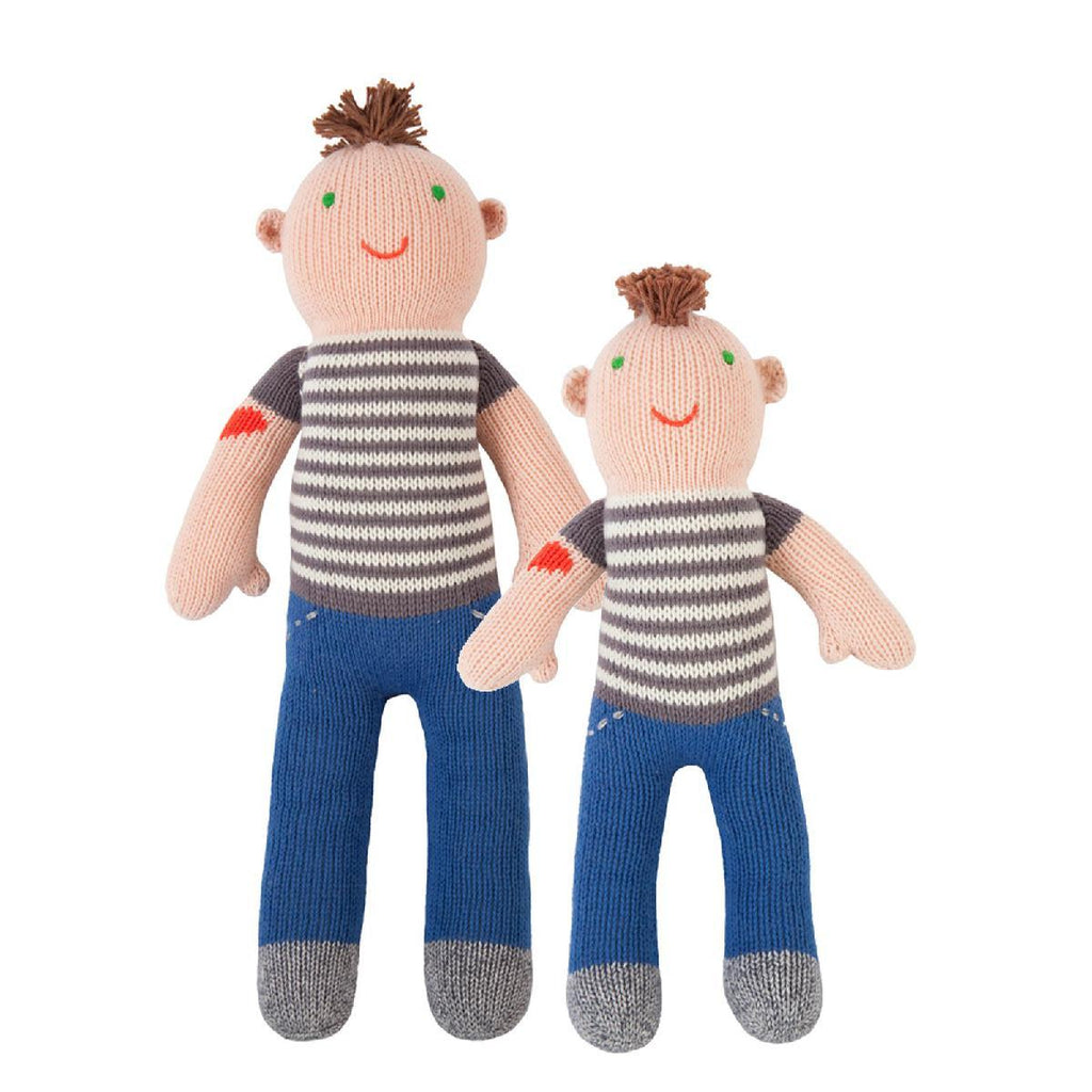 "Blabla | ""Otto"" kids cotton doll"
