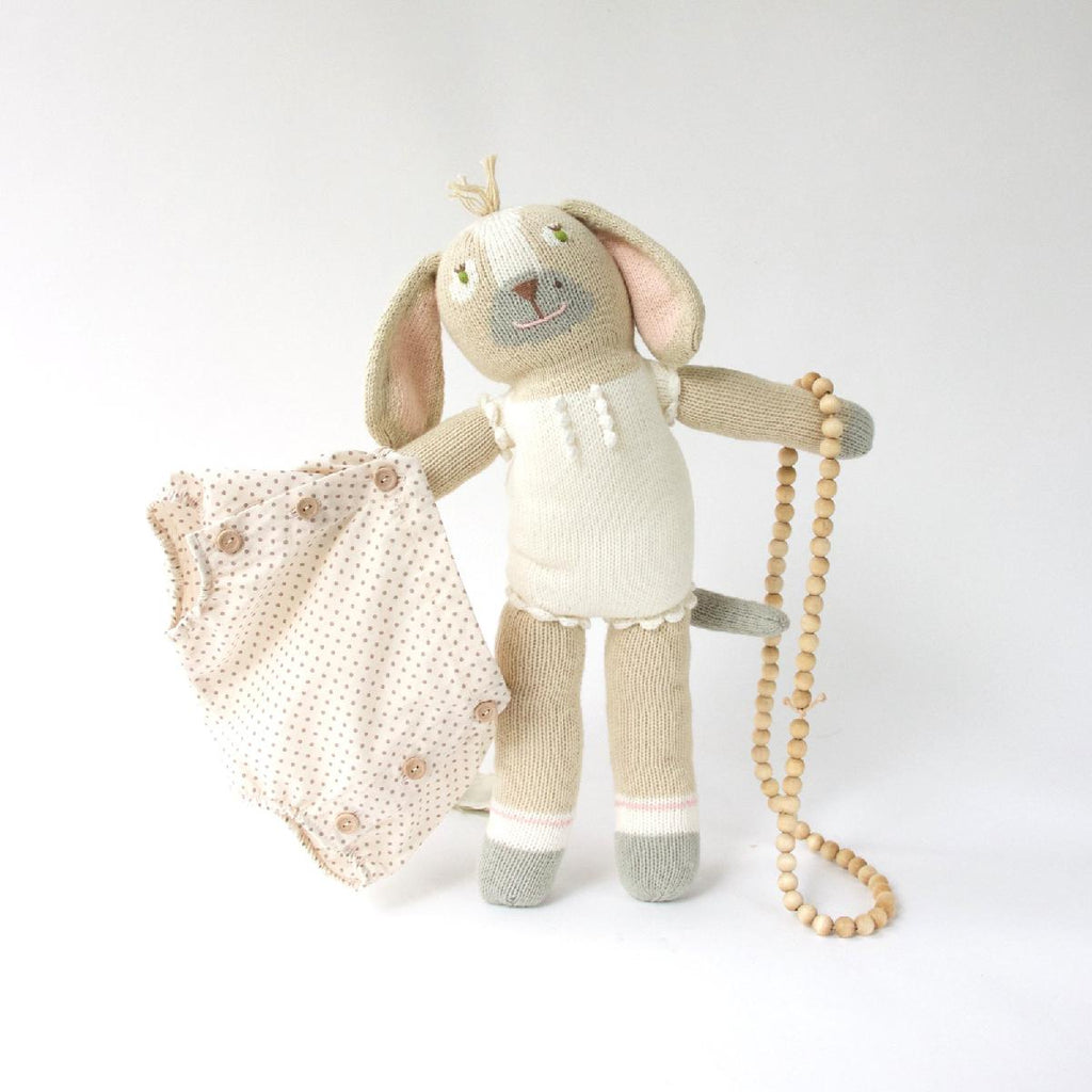 "Blabla | ""Pearl"" kids cotton doll - play"