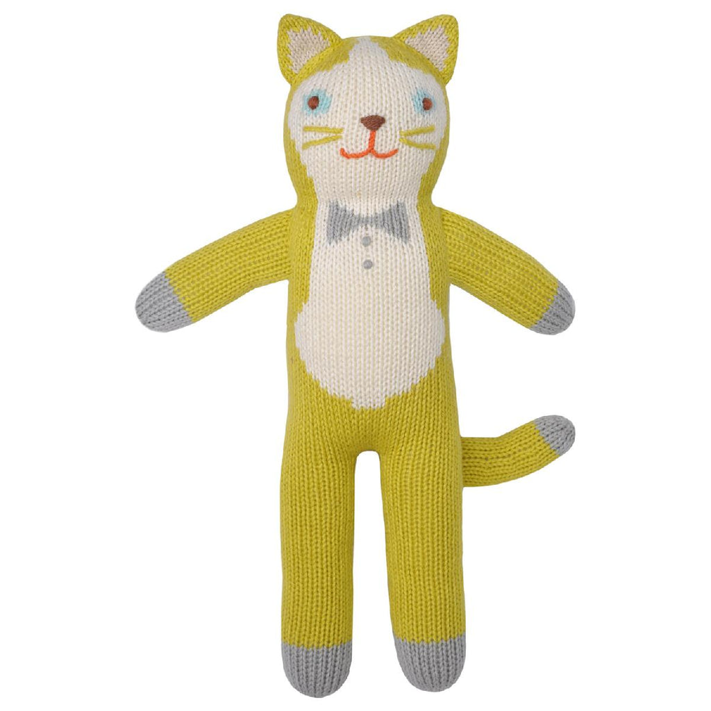"Blabla | ""Theo the Cat"" cotton doll"