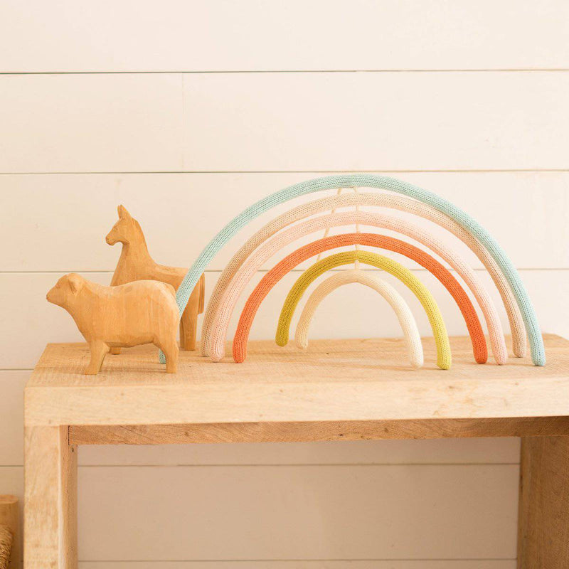Blabla | rainbow mobile | sunrise - on shelf