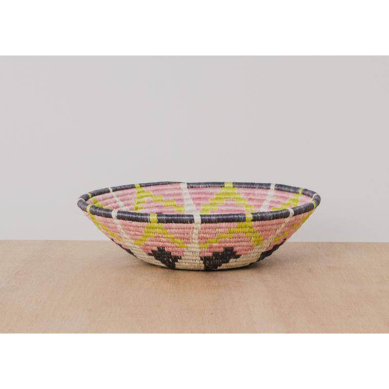 """Hope"" African woven bowl #1 