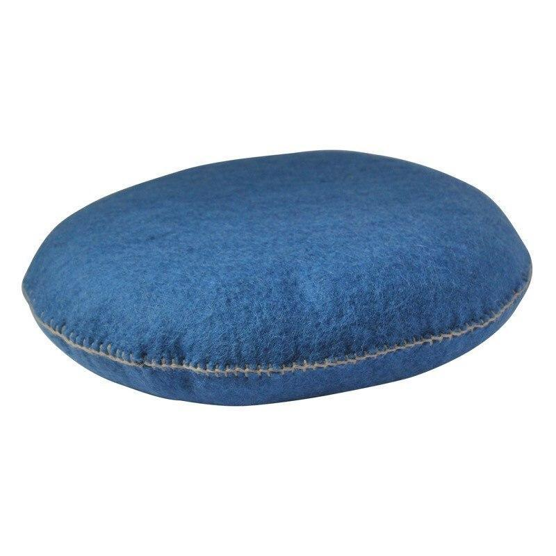 Muskhane - smartie cushion large - bleu n'14