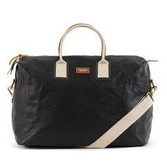 bag - Uashmama | weekend bag | black - mondocherry