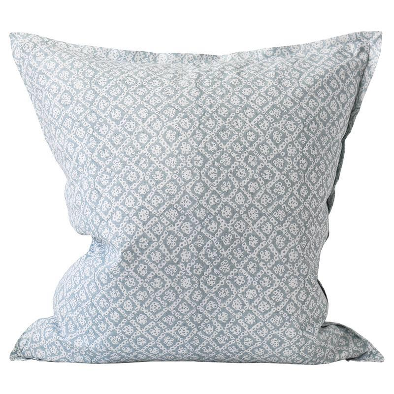 cushion - Walter G | bandhini inverse cushion | dusk - mondocherry