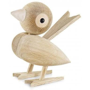 Lucie Kaas sparrow large-decorative-Lucie Kass-mondocherry