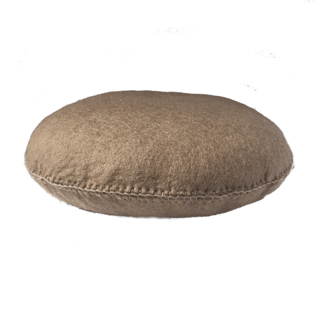 mondocherry homewares - Muskhane large smartie cushion (cumulus)