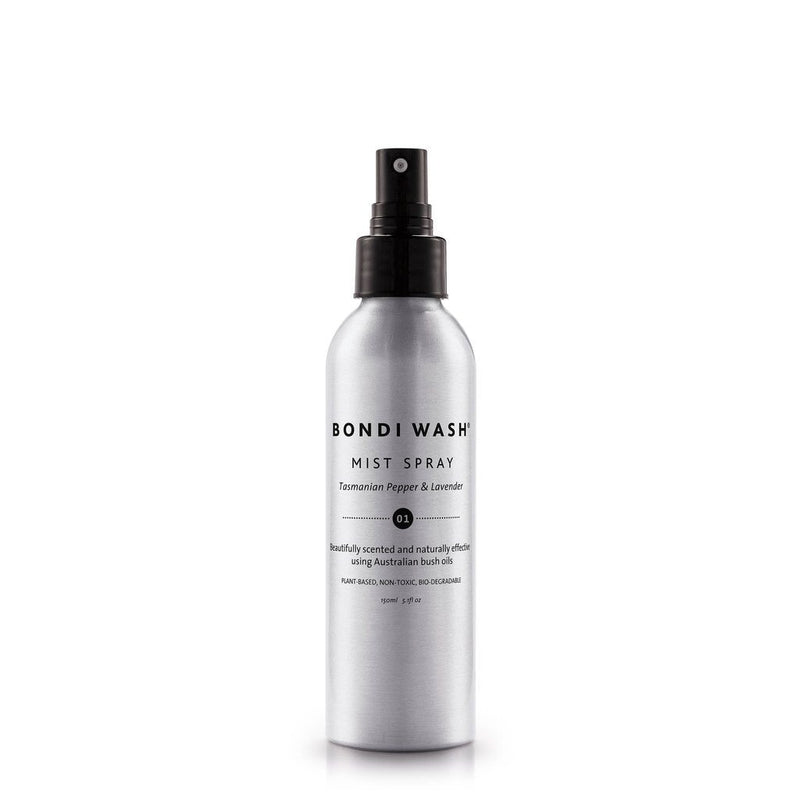 cleaning - Bondi Wash | mist spray for rooms and linen - mondocherry