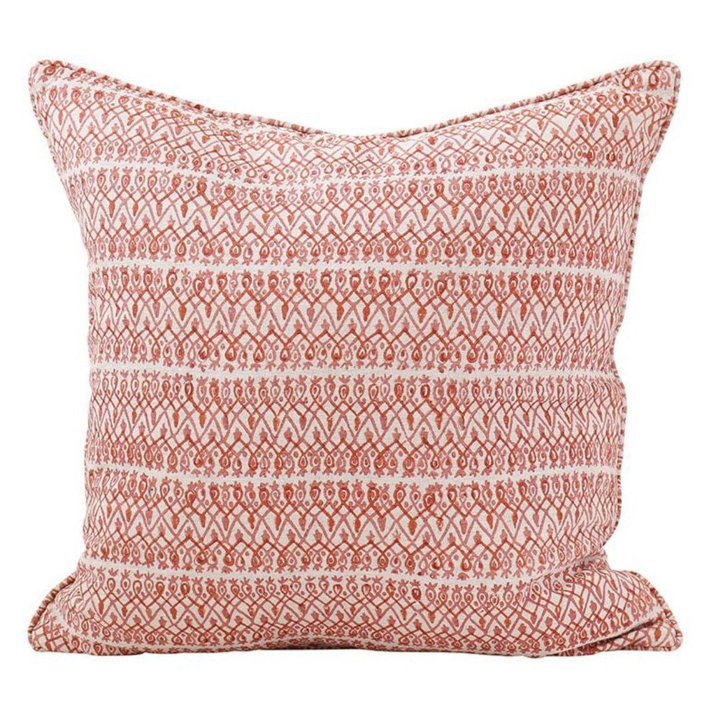 Walter G | babylon cushion | guava