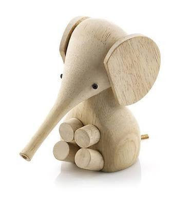 Lucie Kaas elephant rubberwood-decorative-Lucie Kass-mondocherry