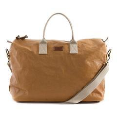 bag - Uashmama | weekend bag | camel - mondocherry