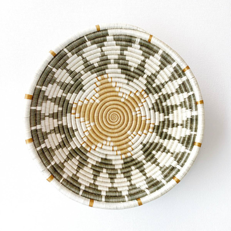 """Intore"" African woven bowl #2 