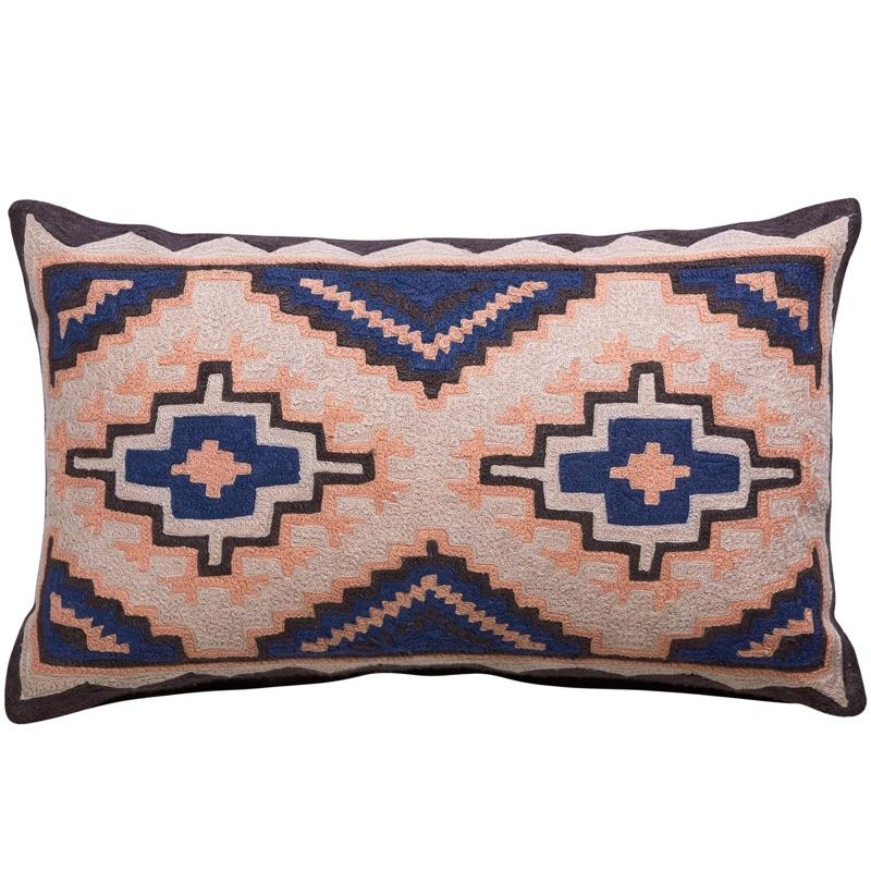 cushion - Canvas and Sasson | marais amelie cushion - mondocherry