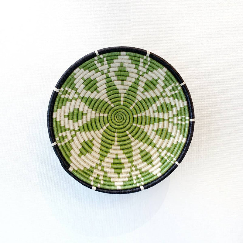 """Maua"" woven bowl #1 