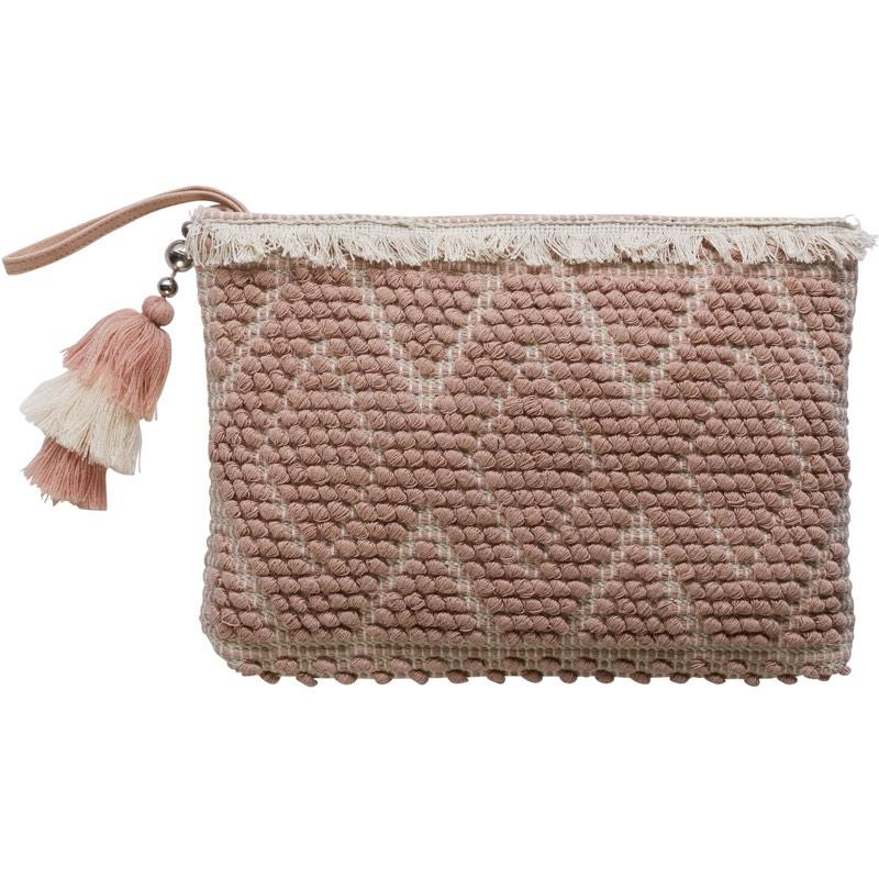 clutch - Canvas and Sasson | pomme clutch | aerin - mondocherry