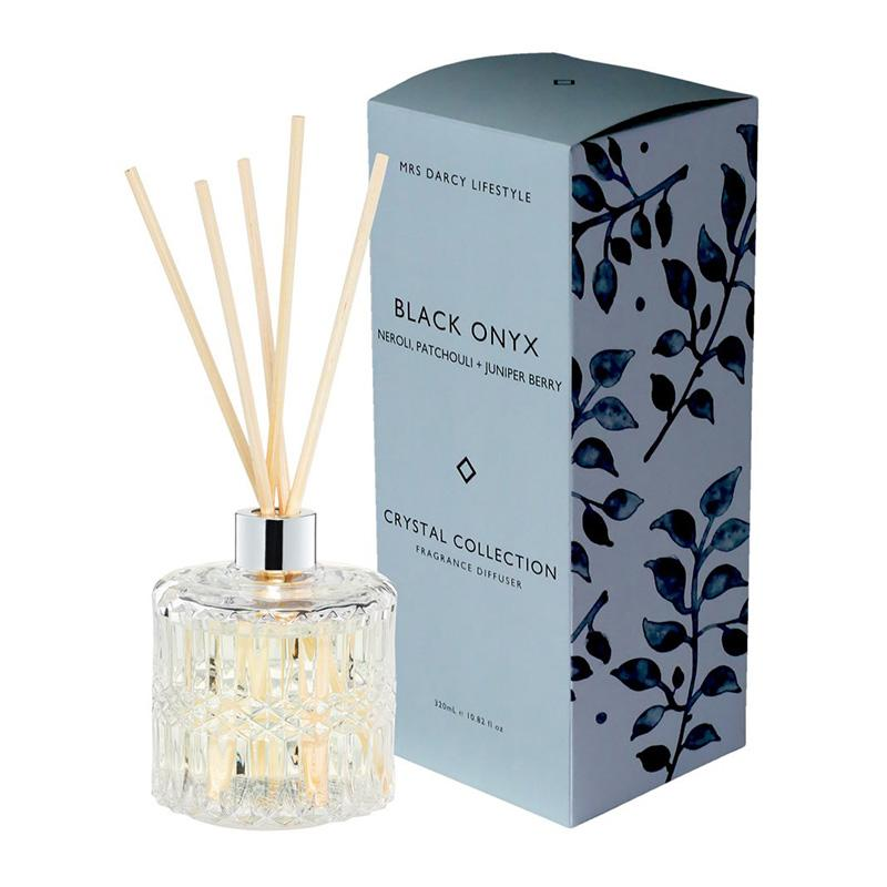 Mrs Darcy | black onyx diffuser | neroli and ylang