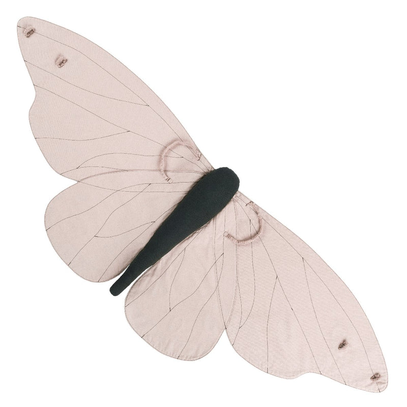 Numero74 | lucy butterfly wings | powder - underneath