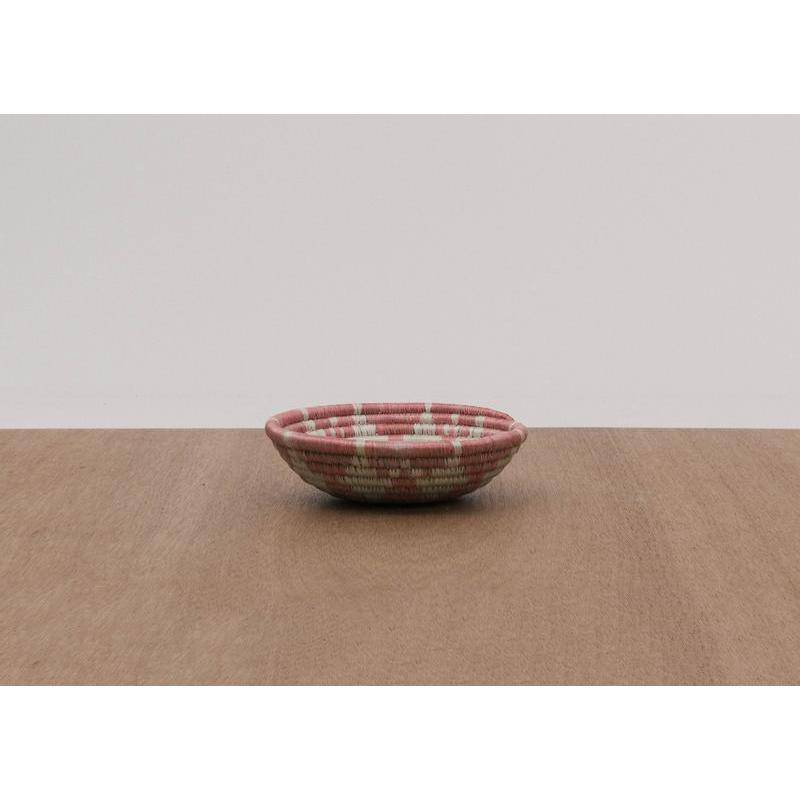"""Rangi"" African woven bowl #1 