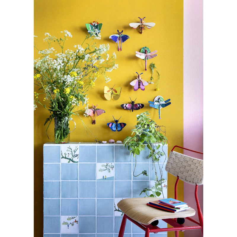 Studio Roof | longwing butterfly wall decor - collection
