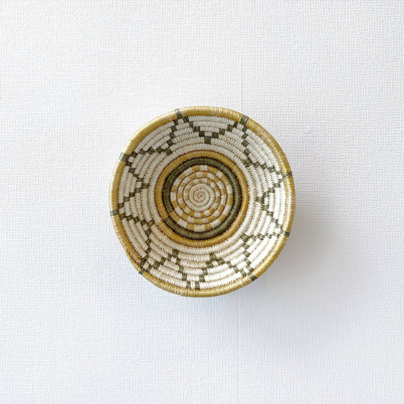 """Thousand Hills"" woven bowl 2 
