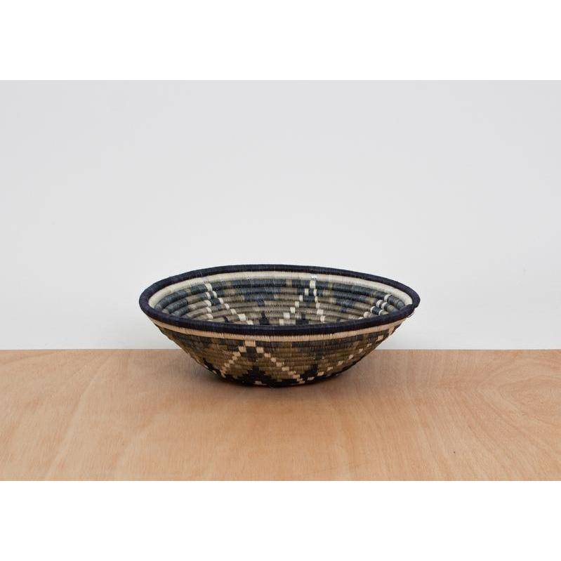 """Tumaini"" African woven bowl #1 
