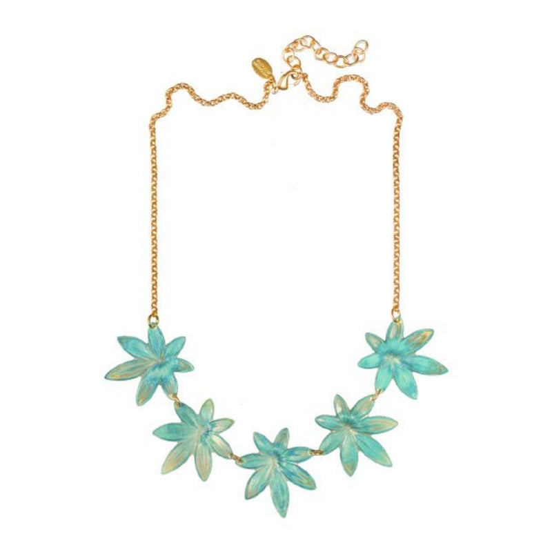 We Dream in Colour jewellery | botanist necklace