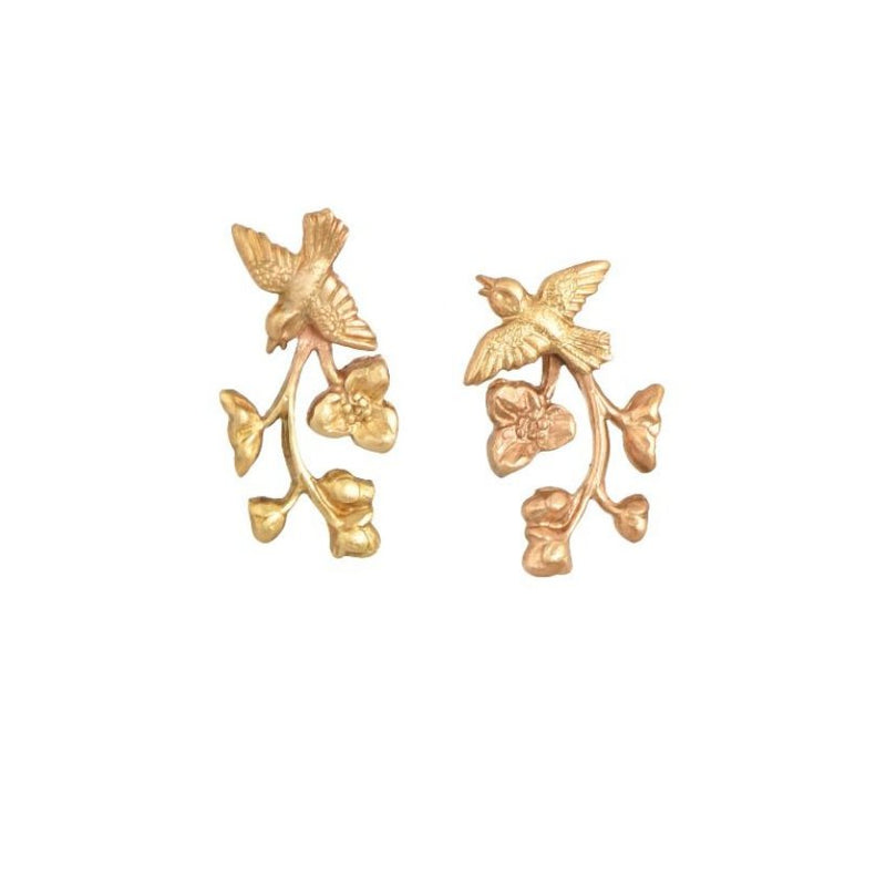We Dream in Colour jewellery | lark stud earrings