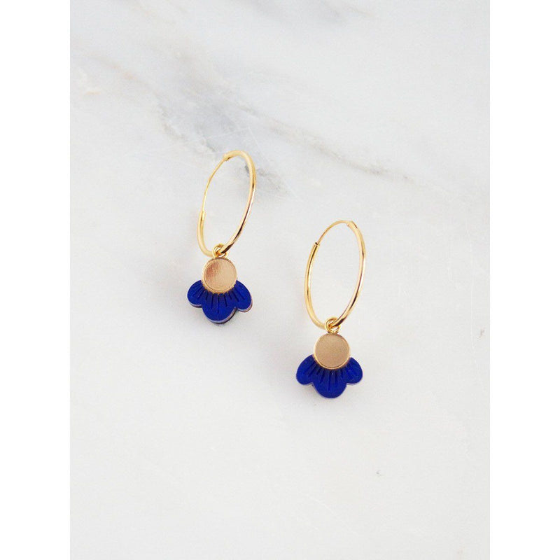 We Dream in Colour | deco earrings