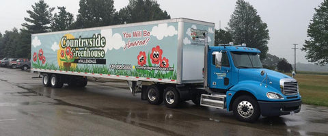 Commercial Vehicle Wraps & Graphics