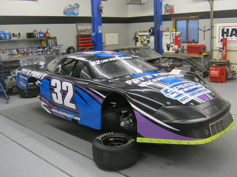 Speed Media Race Wraps Wrap Kit #026
