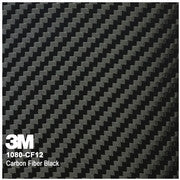 3M 1080 Wrap vinyl Carbon Fiber Black Color Change Wrap Vinyl