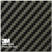 3M 1080 Wrap vinyl Straight Fiber Black Color Change Wrap Vinyl