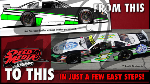 Build your Own Racewraps wrap kit